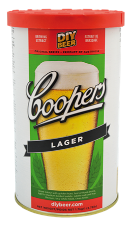 COOPER LAGER