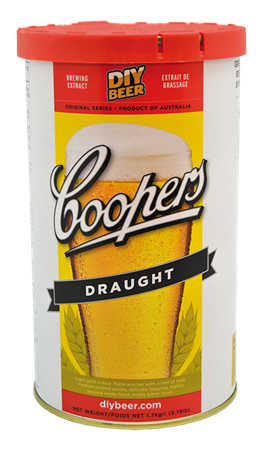 COOPER DRAUGHT