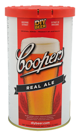 COOPER REAL ALE