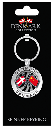 FRIENDSHIP KEYRING DEN/CHI (6)