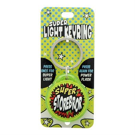 SUPER LIGHT KEYRING STOREBROR (2)