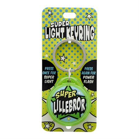 SUPER LIGHT KEYRING LILLEBROR (2)