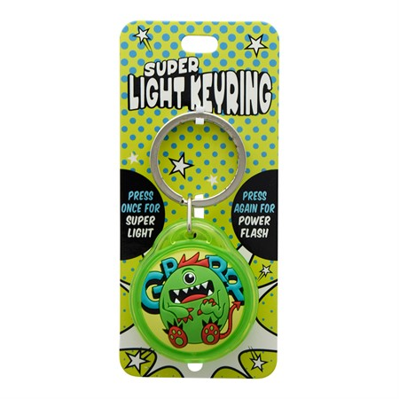 SUPER LIGHT KEYRING MONSTER (2)