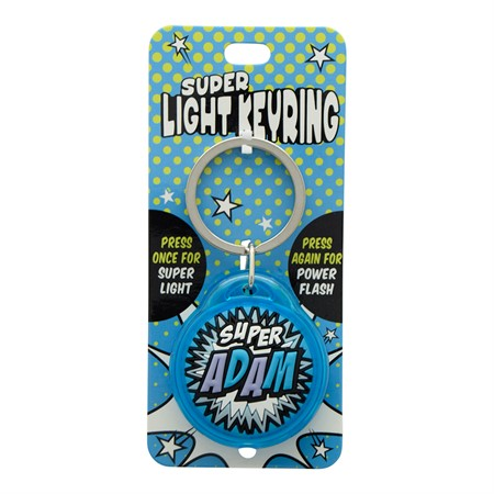 SUPER LIGHT KEYRING ADAM (2)