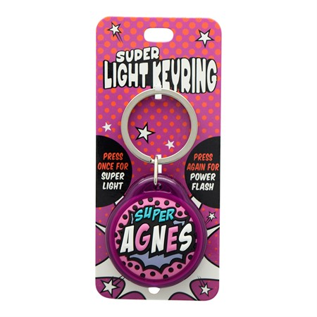 SUPER LIGHT KEYRING AGNES (2)