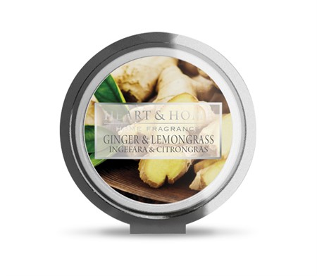 SCENT WAX 601 GINGER & LEMONGRASS (8)