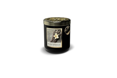 SMALL JAR 338 BLACK VANILLA