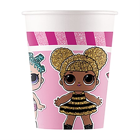 PAPER CUP LOL 8-P
