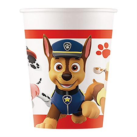 PAPER CUP PAW PATROL 8-P