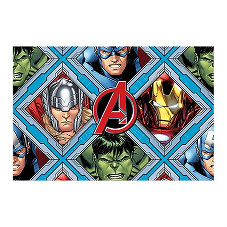TABLE COVER AVENGERS 120 X 180 CM