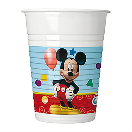 PAPER CUP DISNEY MICKEY 8-P