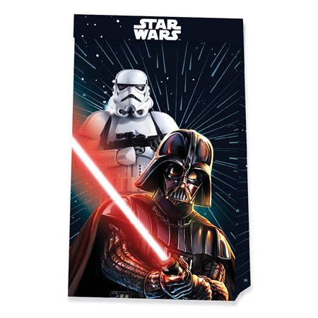PARTY BAGS STAR WARS 6-P