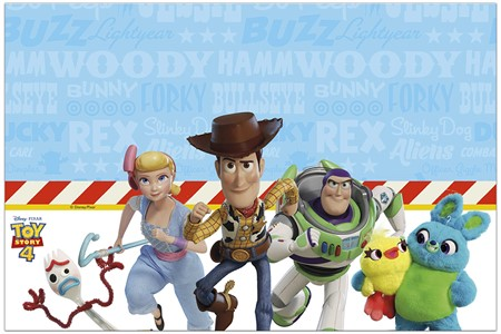 TABLE COVER TOY STORY 4 120 X 180 CM