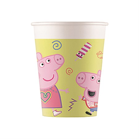PAPER CUP TOY PEPPA PIG 8-P