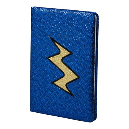 NOTEBOOK GLITTER THUNDER (6)