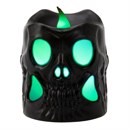 SCULL LED CANDLE DISPLAY (12)