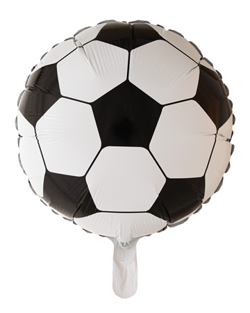 FOIL BALLOON ROUND FOOTBALL (6)