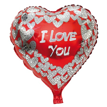 FOIL BALLOON I LOVE YOU HOLOGRAM (6)