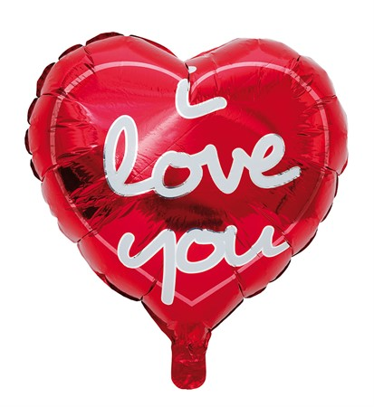 FOIL BALLOON I LOVE YOU (6)
