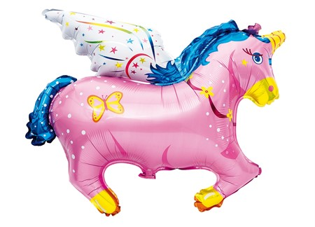 FOIL BALLOON UNICORN (6)