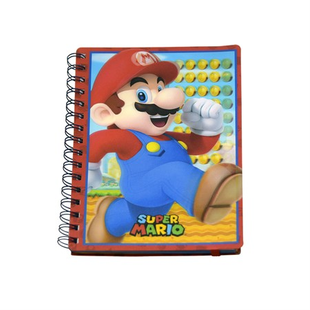 SUPER MARIO NOTEBOOK (10)