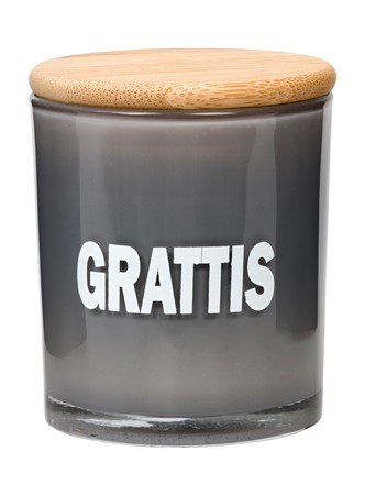 SCENTED CANDLE GRATTIS
