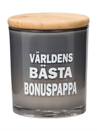 SCENTED CANDLE BONUSPAPPA