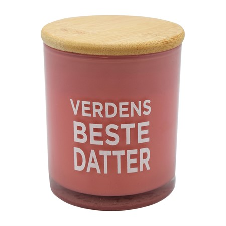 SCENTED CANDLE V.B DATTER (N)
