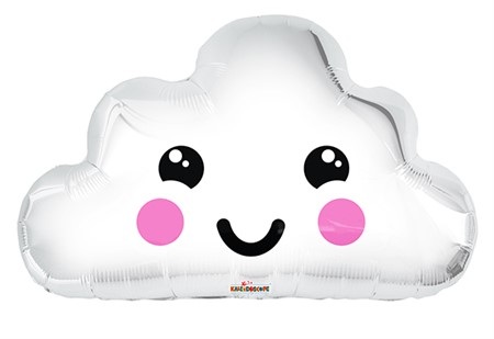 FOIL BALLOON HAPPY CLOUD 51 CM (6)