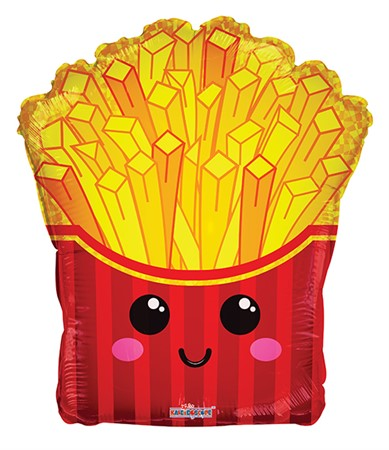 FOIL BALLOON FRIES 46 CM (6)