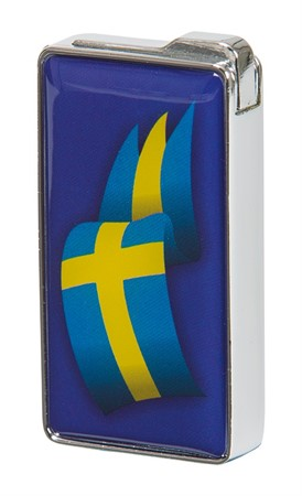 LIGHTER  SWEDISH FLAG