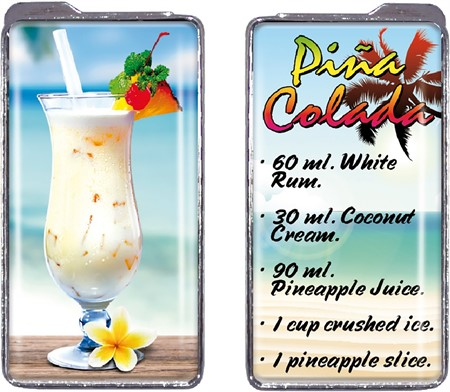 LIGHTER PINA COLADA