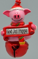JINGLE BELLS GOD JUL PAPPA GRIS (3)