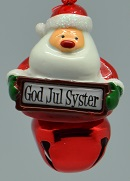JINGLE BELLS GOD JUL SYSTER (3)