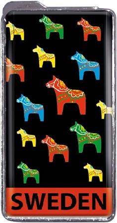LIGHTER SWEDEN DALA HORSE