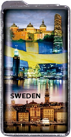 LIGHTER SWEDEN CITY SIGHTS