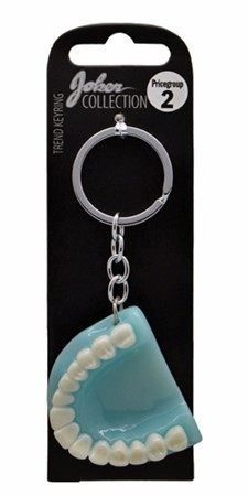 KEYRING TEETH (3)