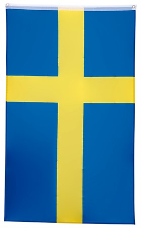 SWEDISH FLAG  150X90CM (12)