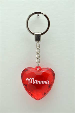 DIAMOND KEYRING  MAMMA (3)