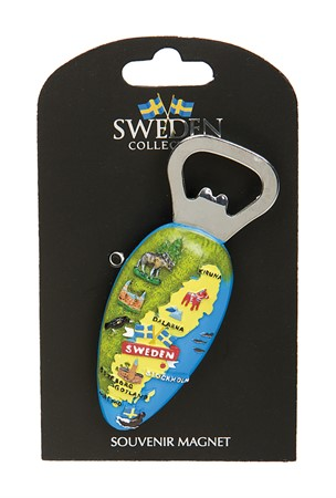 BOTTLE OPENER POLYRESIN MAGNET (2)