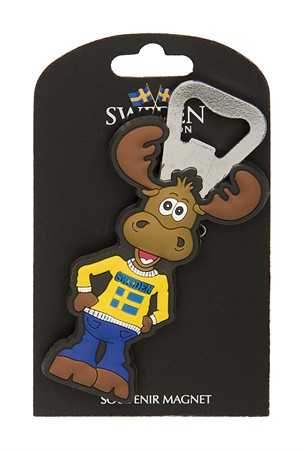 MOOSE BOTTLE OPENER PVC MAGNET (6)