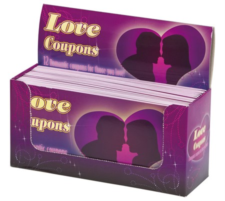 LOVE COUPONS  (24)