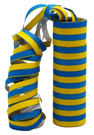 SERPENTINES  BLUE/YELLOW 2-P (6)