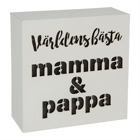LIGHT BOX MAMMA & PAPPA (3)
