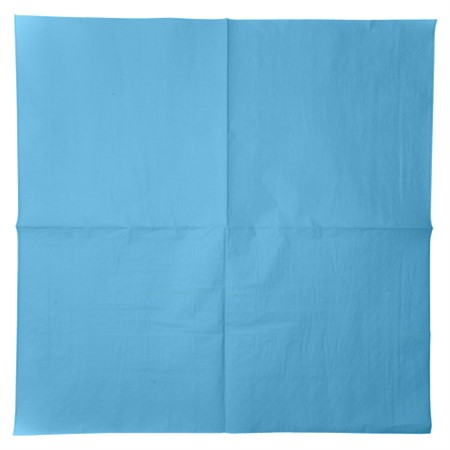 PAPER NAPKINS LIGHT BLUE 20-P (3)