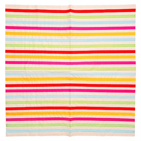 PAPER NAPKINS MIXED STRIPES 20-P (3)