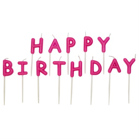 TOOTHPICK CANDLES HAPPY BIRTHDAY PINK TEXT (6)
