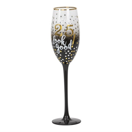 CHAMPAGNE GLASS 25