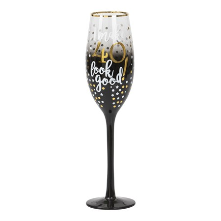 CHAMPAGNE GLASS 40