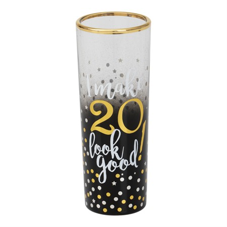SHOT GLASS 20
